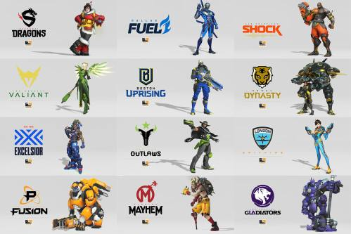 Overwatch-League-Tokens-Skins-Teams