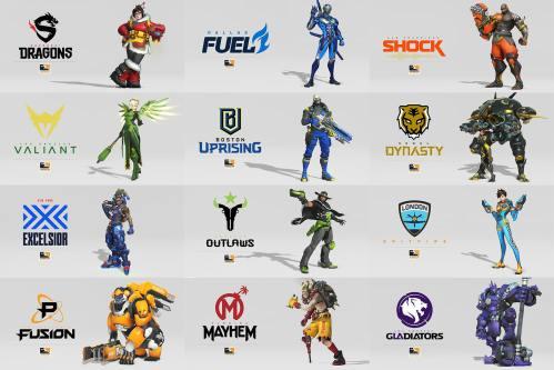 Overwatch-League-Tokens-Skins-Teams